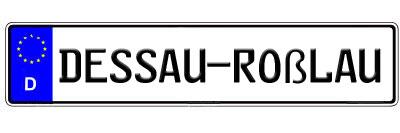 Autoankauf in Dessau-Rosslau