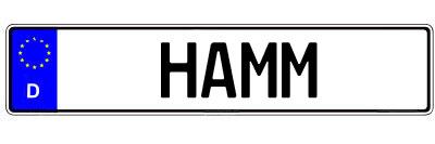 Autoankau in Hamm